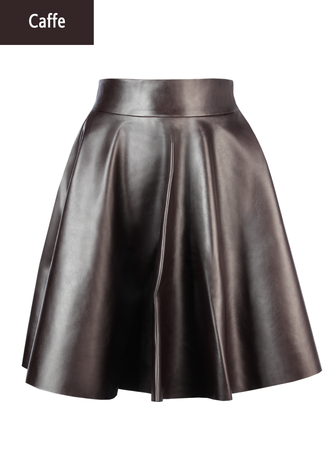 Circle Skirt Leather от Giulia