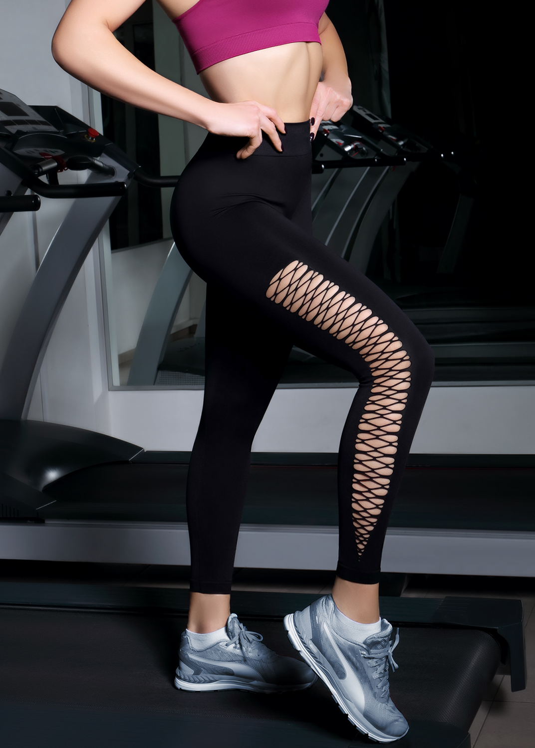 Leggings Sport Lacing от Giulia