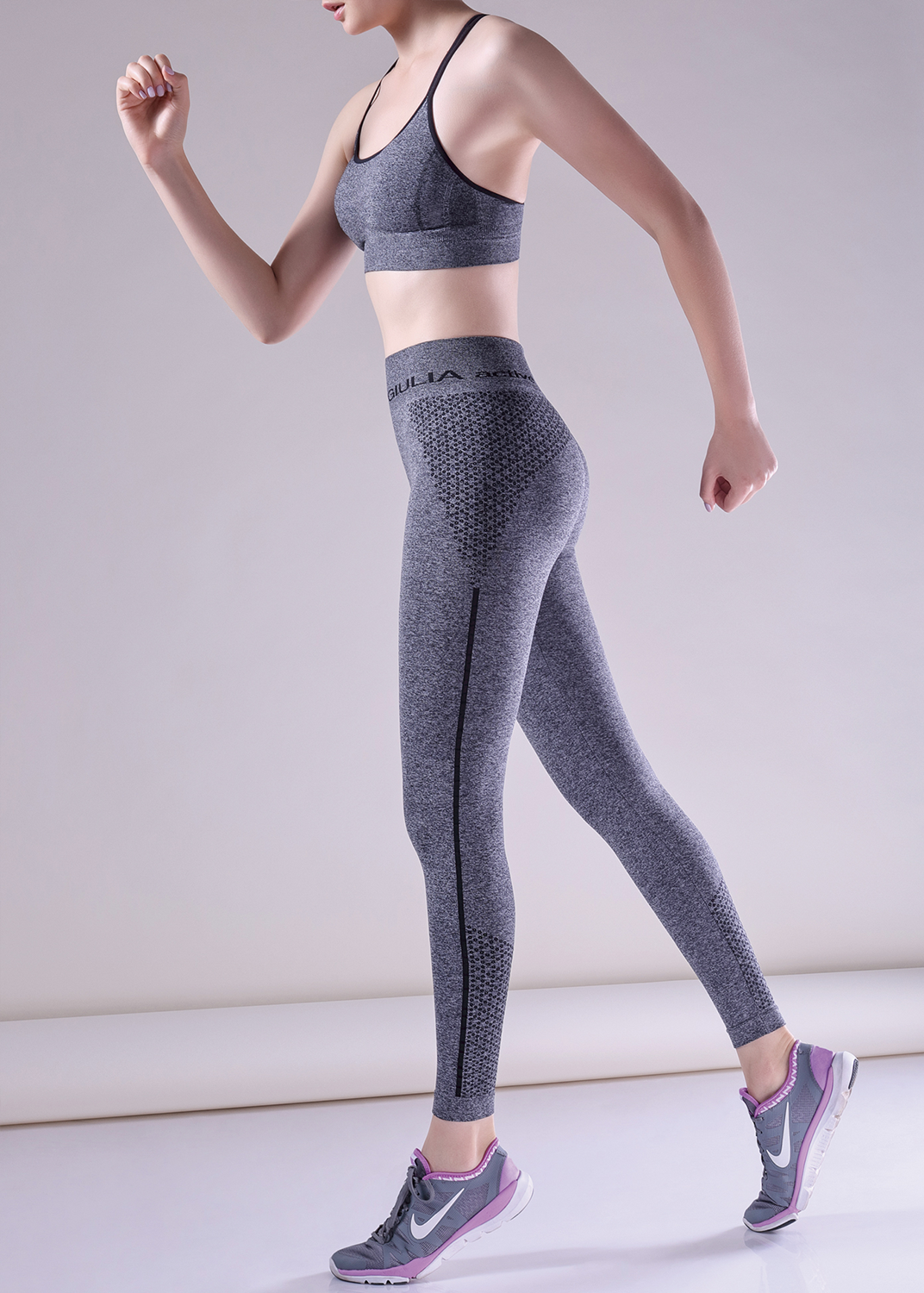 Leggings Sport Melange от Giulia