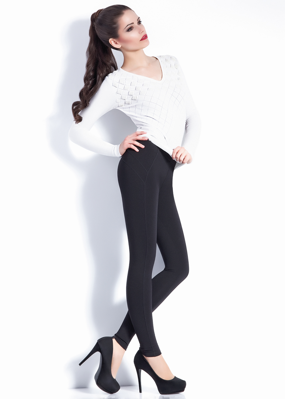 Фото 2 - Leggy Style от Giulia цвет nero