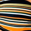 чорний/помаранчева полоска